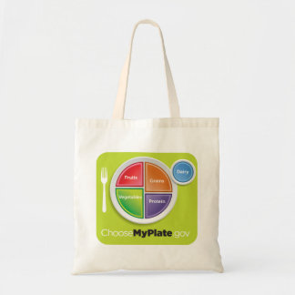 MyPlate Grocery Bag - Green