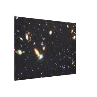 Myriad Galaxies Canvas Print