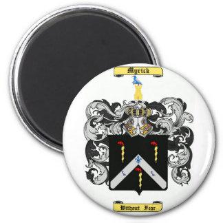 myrick 6 cm round magnet