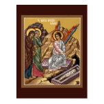 Myrrhbearing Women Prayer Card