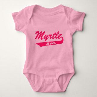 Myrtle Ave Baby Onsie Baby Bodysuit