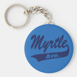 MYRTLE AVE KEYCHAIN