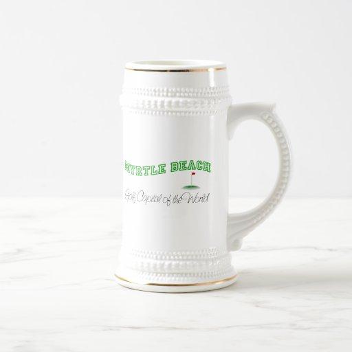 Myrtle Beach - Golf Capital of the World Coffee Mugs