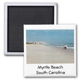 Myrtle Beach, South Carolina - magnet