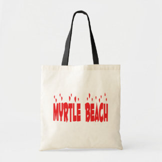 Myrtle Beach, South Carolina, United States Tote Budget Tote Bag