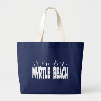 Myrtle Beach, South Carolina, United States Tote Jumbo Tote Bag