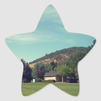 Myrtle creek, Oregon Star Sticker