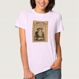 Myrtle Stedman 1915 portrait silent movie Tee Shirts