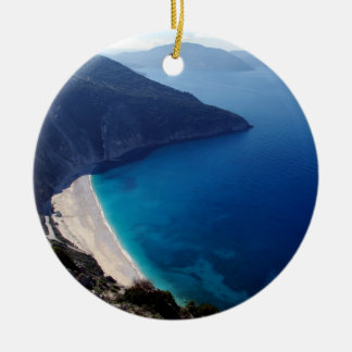 Myrtos – Kefalonia Christmas Ornament