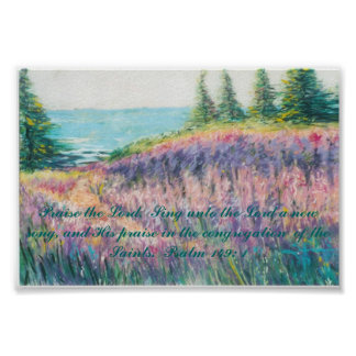 Mys Day Dream Psalm 149 1 poster