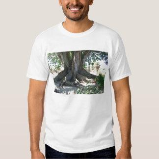 Mysore Fig Tree Roots Tshirt
