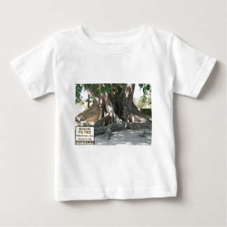 Mysore Fig Tree With Sign Tshirt