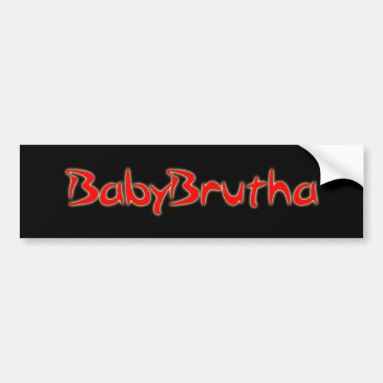 Myspace BB Logo_Bumper Sticker