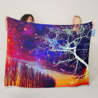 MySpace - Jewel Toned Forest Blanket