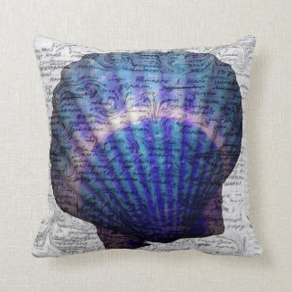 Mysteries of the Sea by Alexandra Cook Throw Cushions