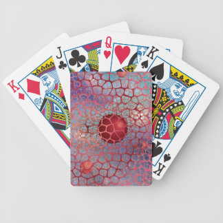 Mysteries of the Worm Bicycle Playing Cards