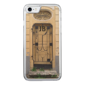 Mysterious Antique Iron Gate Carved iPhone 8/7 Case