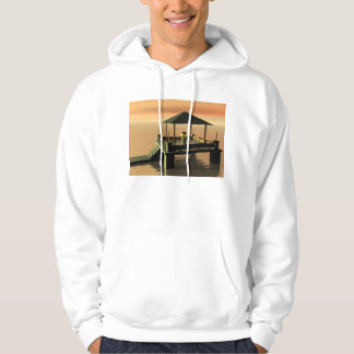Mysterious Architecture Hoodies