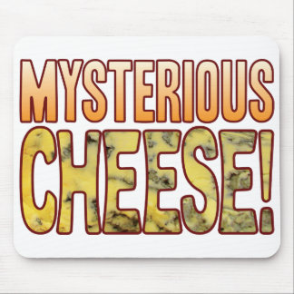 Mysterious Blue Cheese Mouse Mat