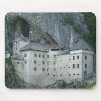 Mysterious Castle Mouse Mat