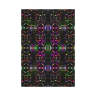 Mysterious Energy Canvas Print