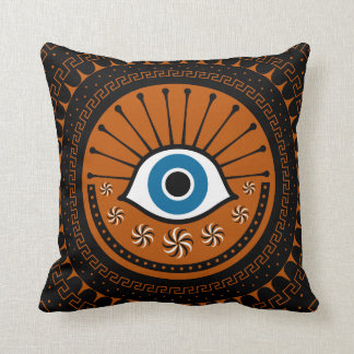 mysterious eye cushion