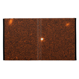 Mysterious Fireball from a Cataclysmic Explosion iPad Cases