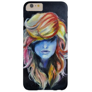 mysterious girl barely there iPhone 6 plus case