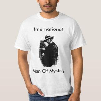 Mysterious, International, Man Of Mystery T-Shirt