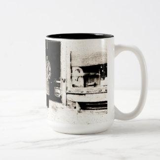 Mysterious Man Old Fashioned Coffee Mug