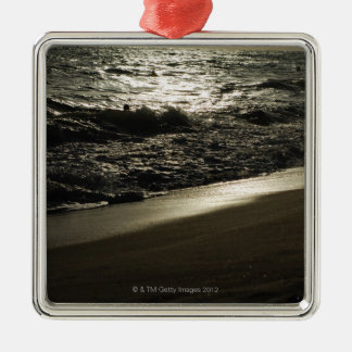 Mysterious sea christmas ornament