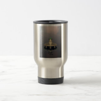 Mysterious Structure Stainless Steel Travel Mug
