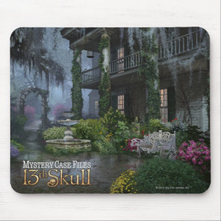 Mystery Case Files: 13th Skull Plantation Mouse Mat