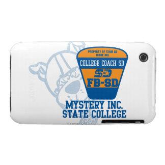 Mystery Inc. State College Coach SD Case-Mate iPhone 3 Case