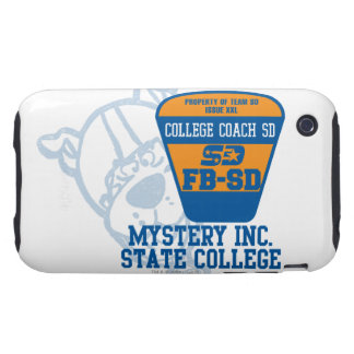 Mystery Inc. State College Coach SD Tough iPhone 3 Case