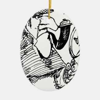 Mystery Investigation Christmas Ornament