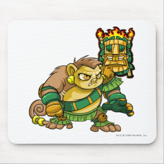 Mystery Island Team Captain 1 Mouse Mat
