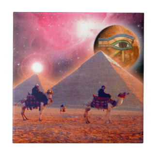 Mystery of the Pyramids Tile