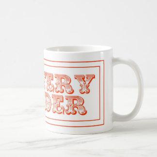 Mystery Reader Basic White Mug