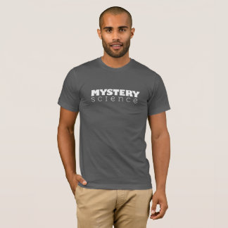 Mystery Science Men's T-Shirt (Gray)