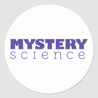 Mystery Science Sticker