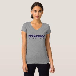 Mystery Science Women's T-Shirt (V-Neck)