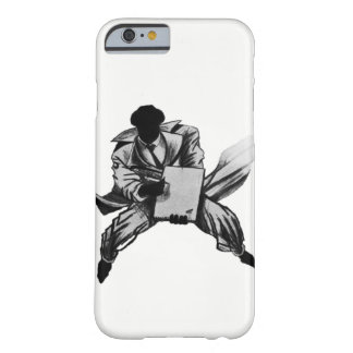 Mystery Sketch Barely There iPhone 6 Case