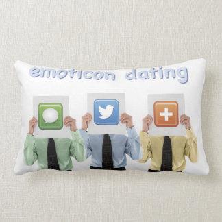 Mystery Social Media Date Pillow