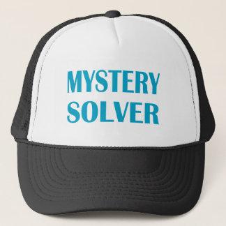MYSTERY SOLVER TRUCKER HAT