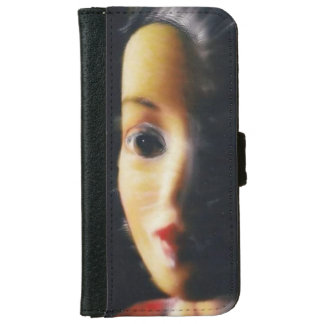 Mystery Woman iPhone 6 Wallet Case