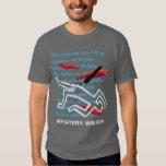 Mystery writer shirt