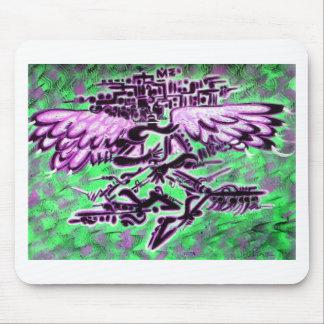 Mystic Angel 2 Mouse Pad