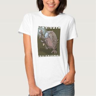 Mystic Armadillo Character Tee Shirts