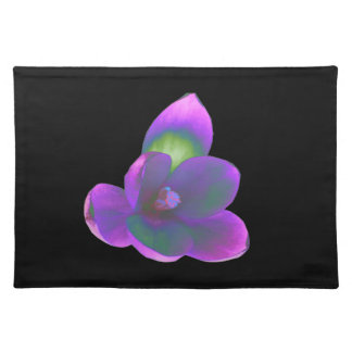 Mystic Beauty Crocus Flower Placemat